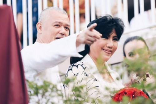 Perancang Busana Kebaya, Anne Avantie, Punya Cara Unik Merayakan Pesta Perak Pernikahannya