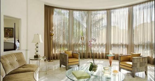 Percantik Hunian dengan Dekorasi Tirai Berikut