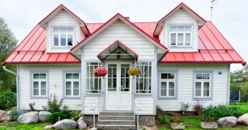 Rekomendasi Warna Cat Dinding Luar Rumah yang Juga Tren ...
