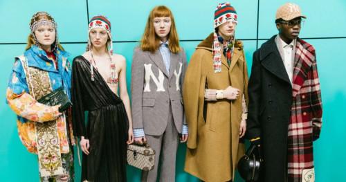 Rumah Mode Gucci Hengkang Dari Kota Asalnya
