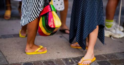 Sandal Jepit Mengontaminasi Copenhagen Fashion Week