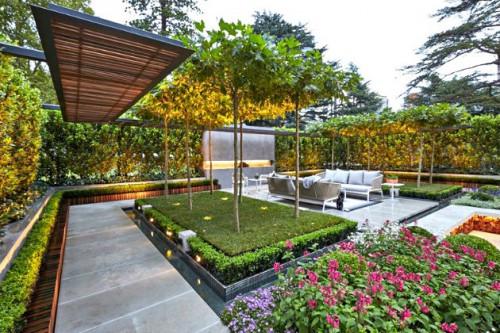 Selain Baik Bagi Hunian Berlahan Kecil, Ini Manfaat Lain Memiliki Taman di Lantai Atas