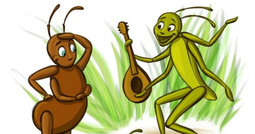 Inspiratif, Begini Dongeng 'Semut dan Belalang' yang Bisa Anda Ceritakan pada Si Kecil