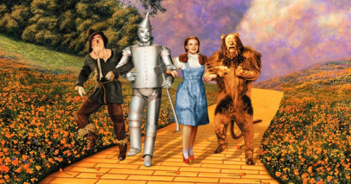 Sepatu Dorothy 'Wizard of Oz' Akhirnya Pulang ke Museum