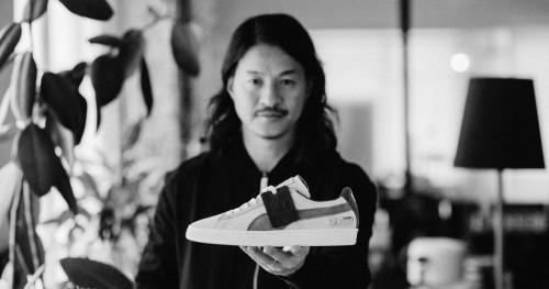 Sepatu Hasil Kolaborasi Unik Antara PUMA dan Michael Lau