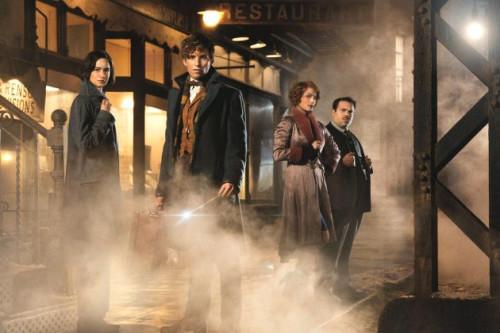 Simak Cuplikan Video Teaser Dari Prequel Film Harry Potter Ini