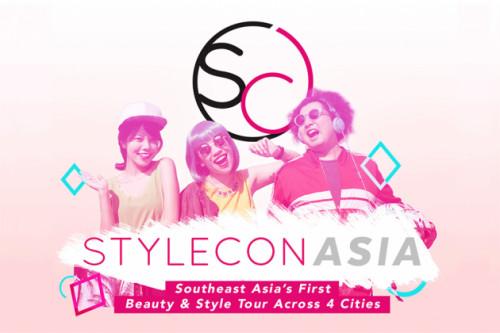 StyleCon Asia—Beauty & Lifestyle Tour Yang Hadirkan Influencer Ternama dari 4 Negara Asia