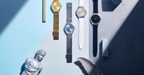 Swatch luncurkan Jam Tangan Modis dengan Desain Tipis