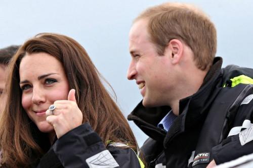 Tak Hanya Sekedar Bisa, Kate Middleton Mahir Olahraga Scuba Diving