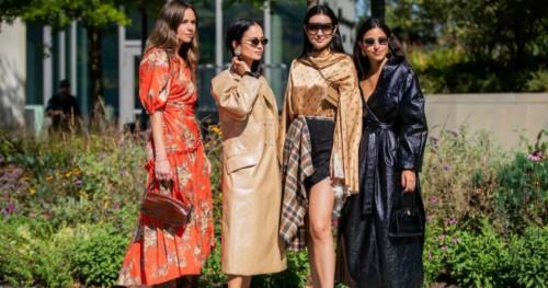 Tampilan Street Style Terbaik di London Fashion Week Spring/Summer 2020