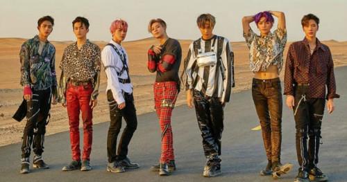 Tegang dan Bangga, Begini Ekspresi Anggota Grup SuperM Saat Melihat Video Lagu Debut Mereka