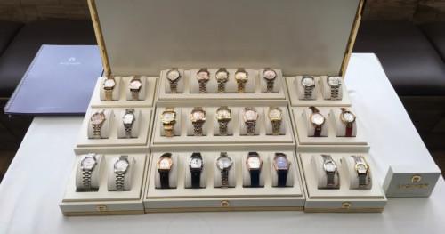 Temukan Rumah Baru, AIGNER Rilis Koleksi Jam Tangan yang Segar