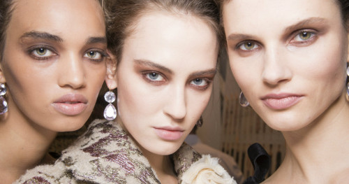 The Best Makeup from Paris Fashion Week 2018