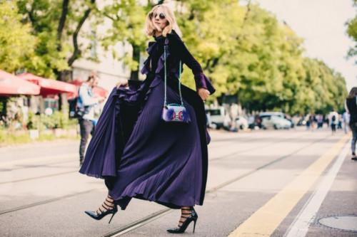 Tren Busana Maxi Dress Untuk Tampil Chic di Bulan Ramadan