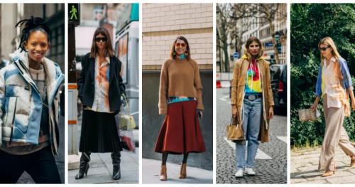 Tie-dye Kembali Tren! Contek Inspirasi Gayanya dari Stret Style