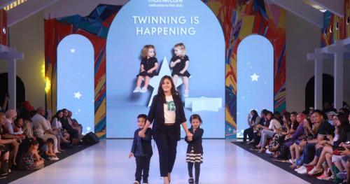 'Twinning is Happening', Koleksi Baju Kembar Terbaru dari Mothercare Indonesia