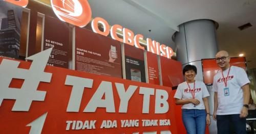 Ulang Tahun ke-78, Bank OCBC NISP Luncurkan Progam #TAYTB untuk Nasabah