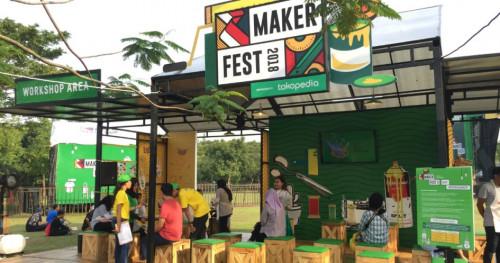 Wadah Inspiratif untuk 30 Kreator Lokal Terbaik di Jakarta