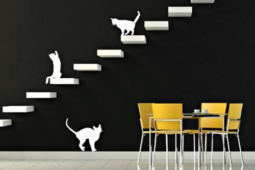 Wall Sticker Untuk Menghias Dinding? Mengapa Tidak!