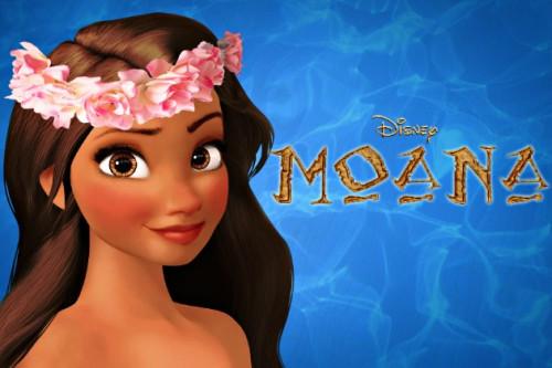Walt Disney Perkenalkan Tokoh Barunya Yang Seorang Gadis Hawaii Bernama Moana