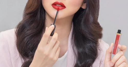Tampil Lebih Segar, Inilah Pilihan Warna Lipstik Purbasari untuk Bibir Hitam