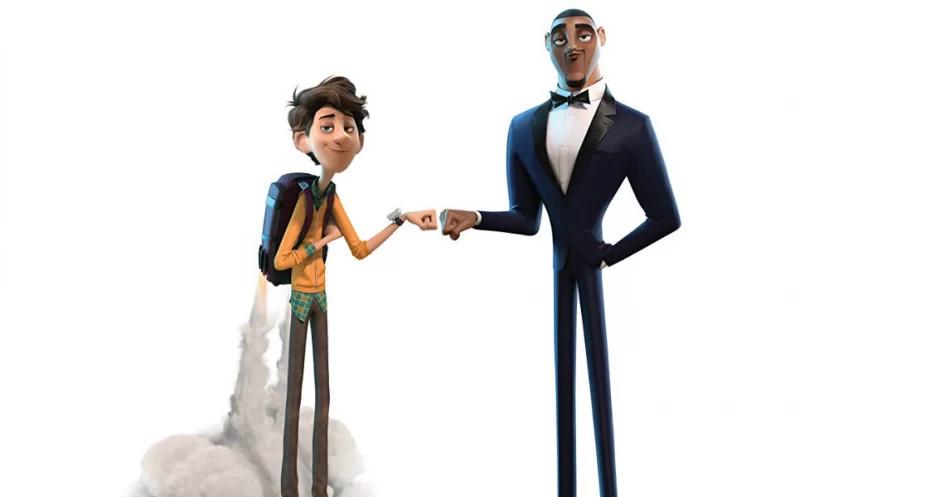 Lucu Begini Kolaborasi Will Smith Dan Tom Holland Dalam Film Spise In Disguise Glitzmedia Co