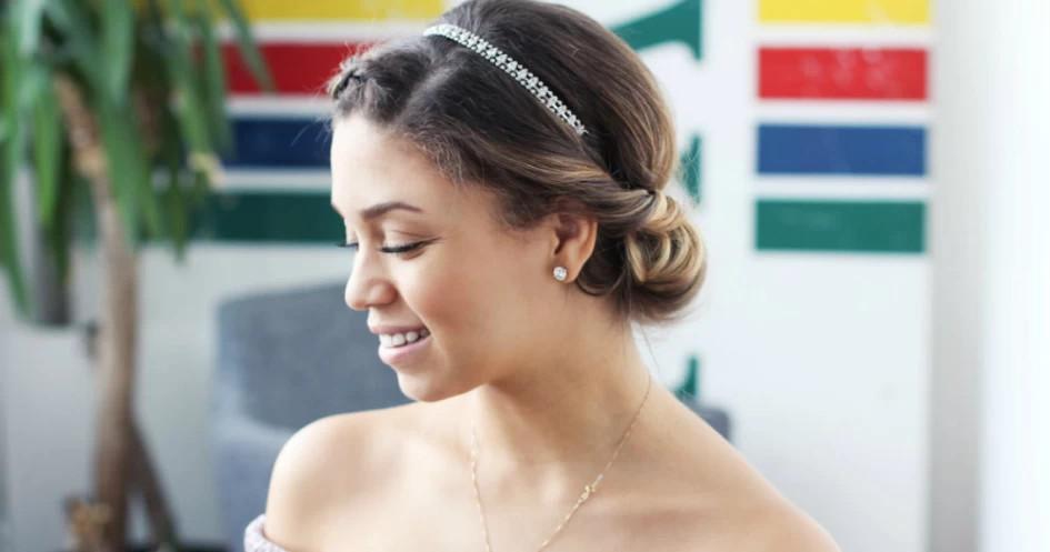 Inspirasi Model Sanggul Modern Untuk Rambut Pendek Glitzmedia Co