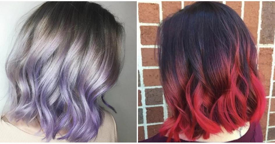 Tampil Beda Di Tahun 2020 Inilah Inspirasi Warna Ombre Untuk Anda Pemilik Rambut Pendek Glitzmedia Co
