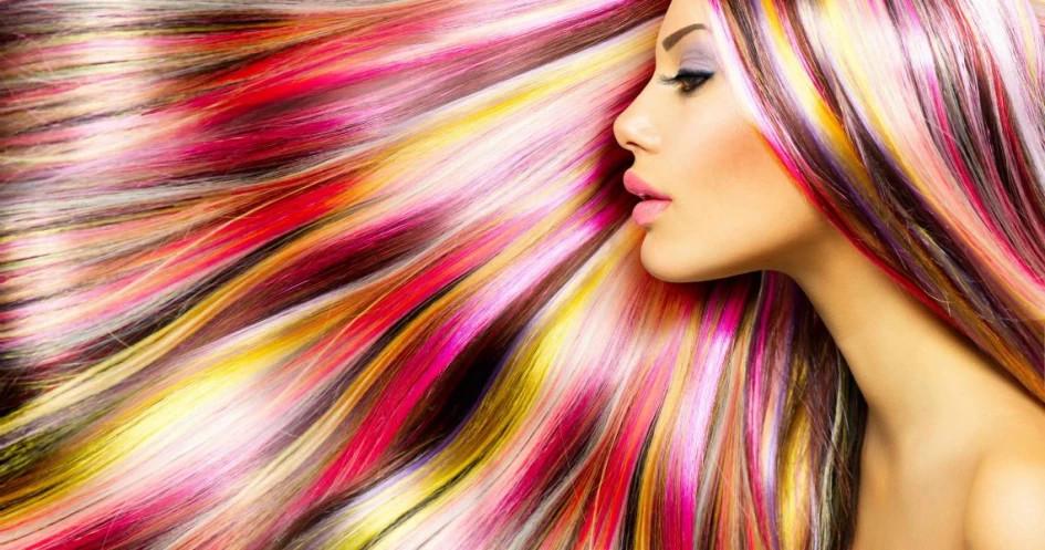 tren warna rambut untuk tahun 2020